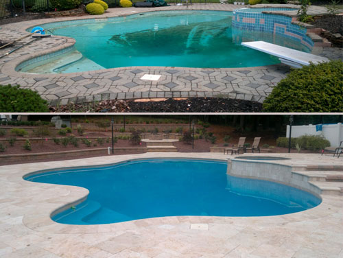 Pool Renovation And Remodeling In Boca Raton Florida